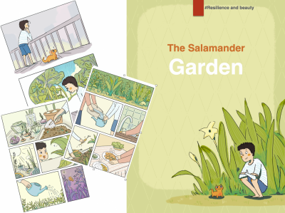 Salamander garden ellearchitecture 1