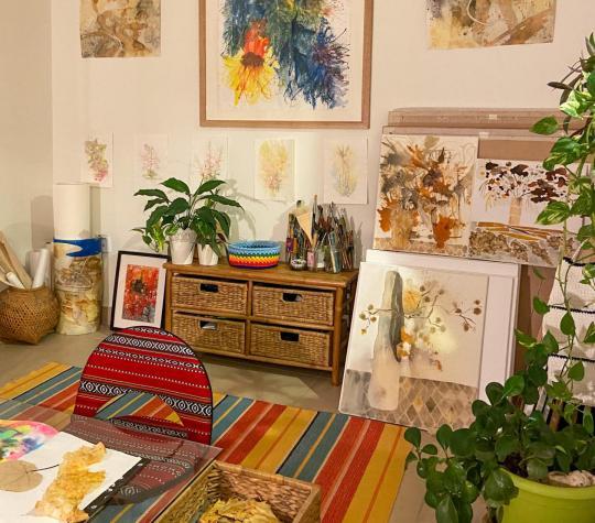 Soumia mas art studio
