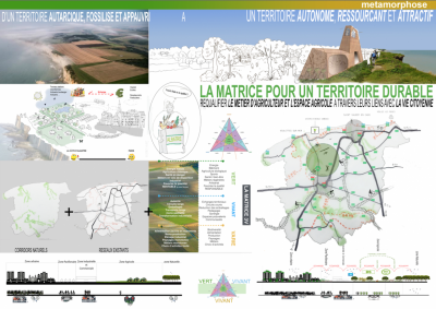 UP ALBATRE 2016/ URBAN PERMACULTURE